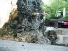 """Der """"mini"""" Wasserfall in Nürnberg"""