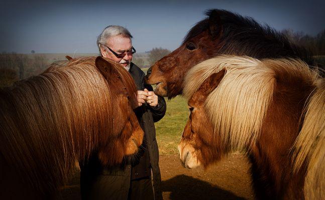 Der mit den Pferden spricht