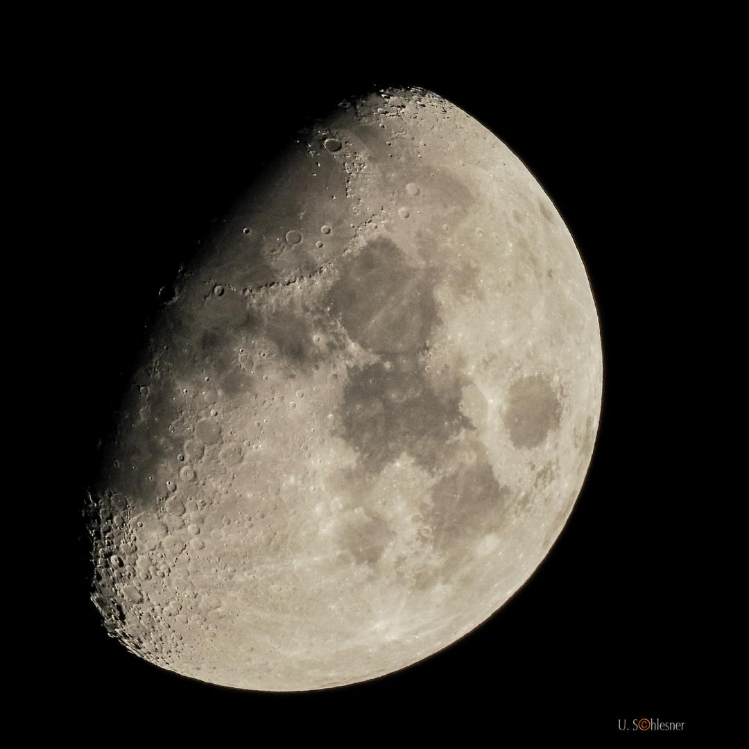 Der Mond (3)
