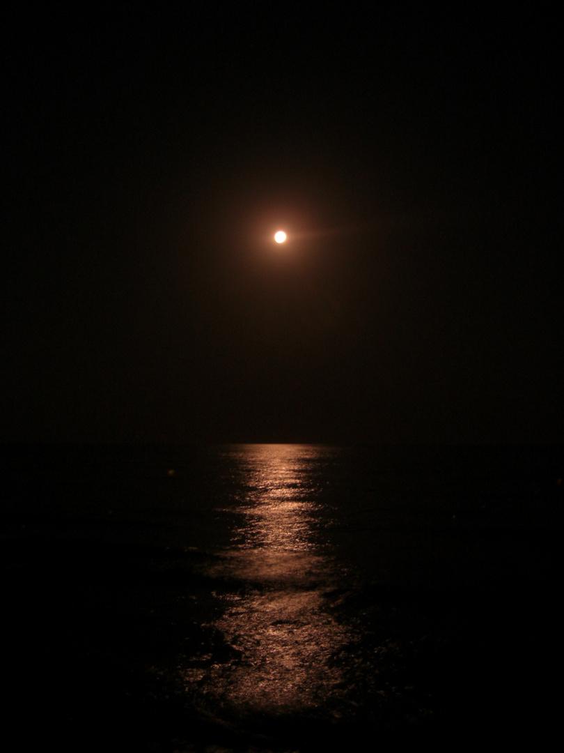 Der Mond in Bulgarien