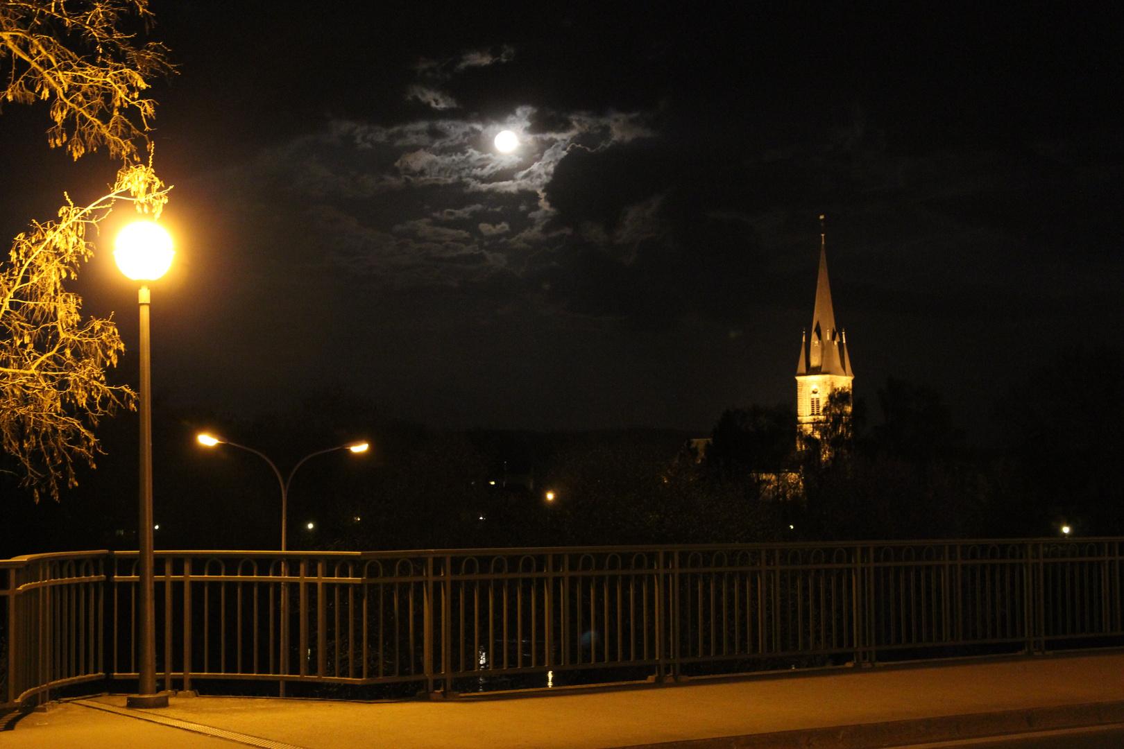 """""""Der Mond ist aufgegangen..."""""""