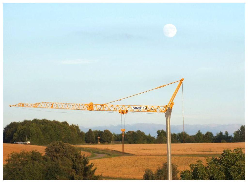 """""""Der Mond ist aufgegangen ..."""""""