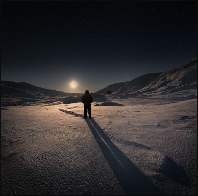 der Mondenmann