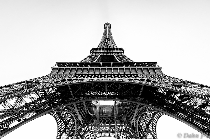 Der monochromatische Pariser