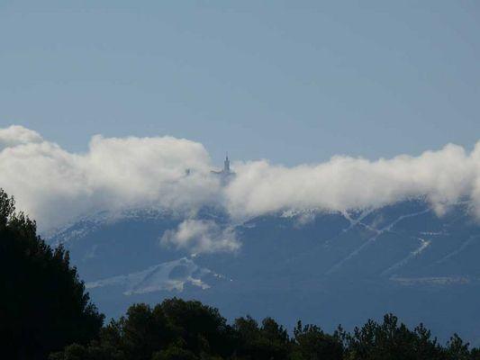 Der Mont Ventoux