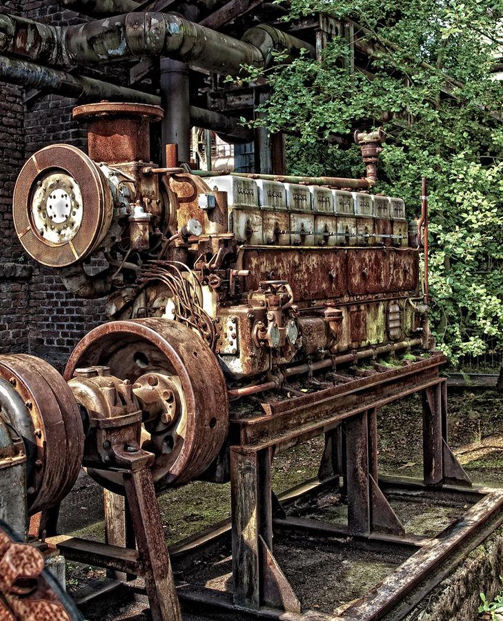 Der Motor