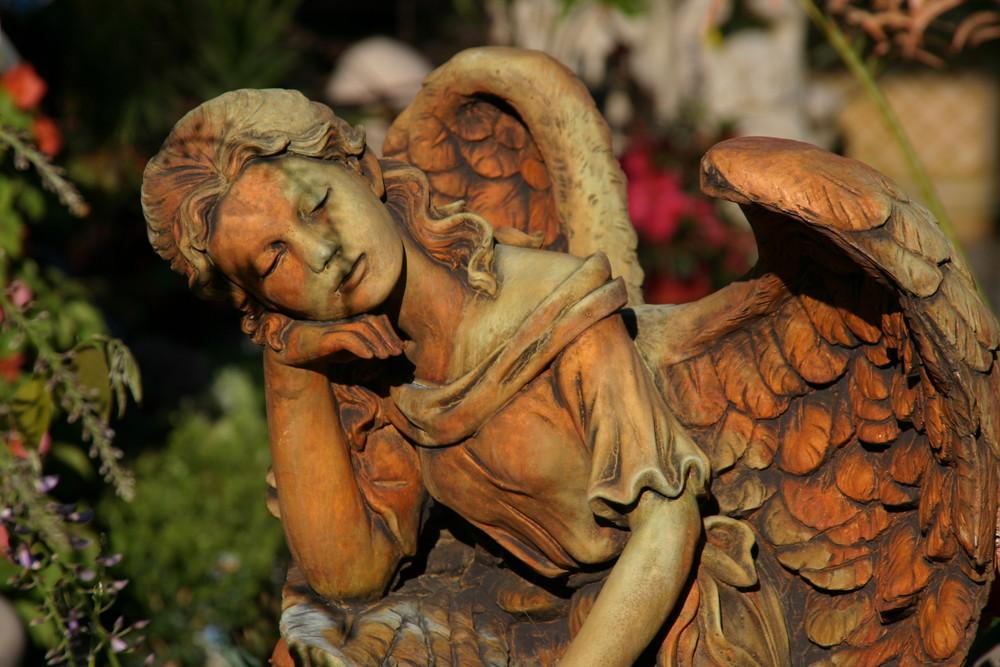 Der müde Engel