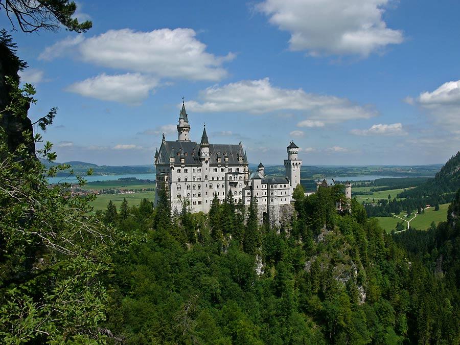 Der Mühe Lohn: Schloss Neu Schwanstein
