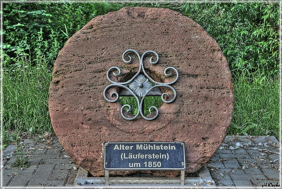 Der Mühlenstein............