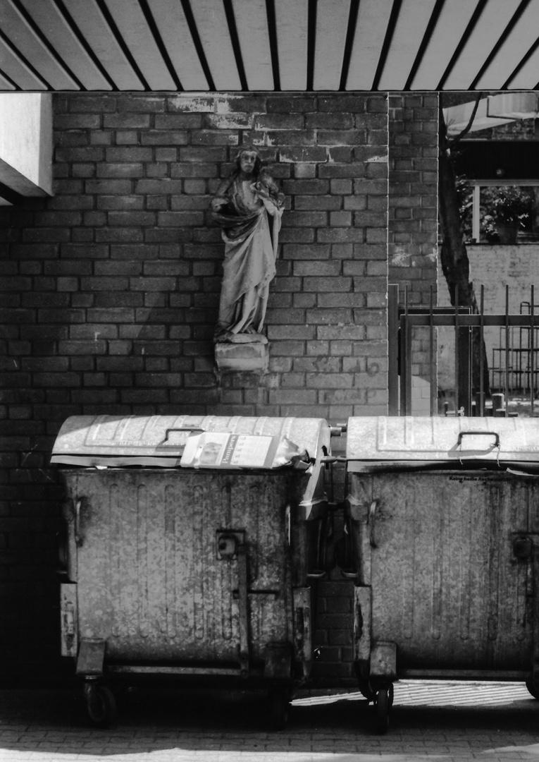 Der Müllheilige