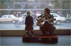 Der Musikant und das Mädchen