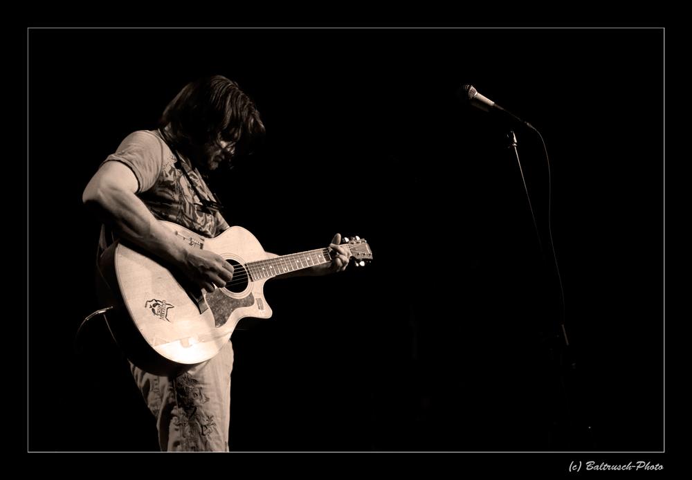 Der Musiker...