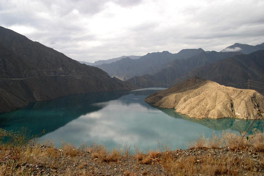 Der Naryn vor Kara-Kyl