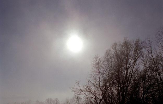 Der Nebel holt sich alles