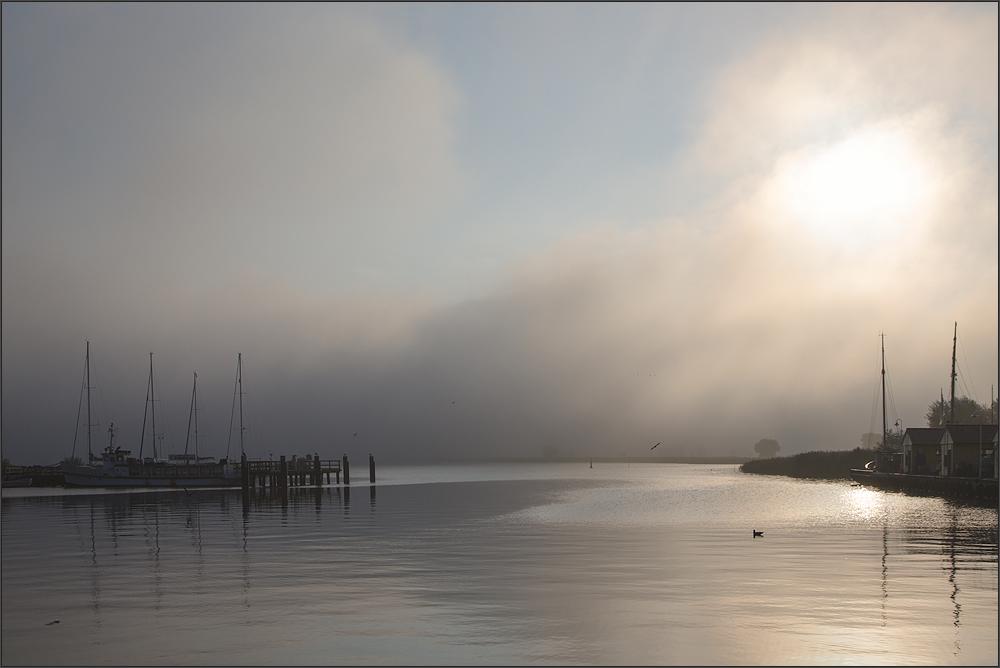 der Nebel steigt auf