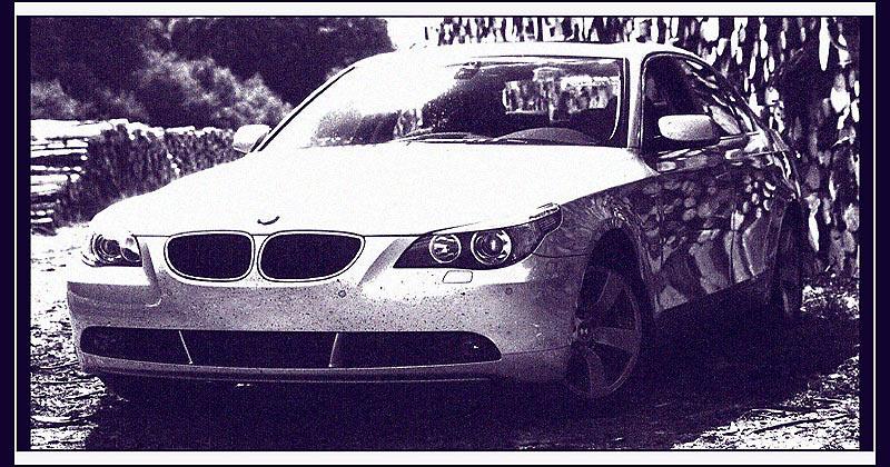 Der neue BMW Chamäleon