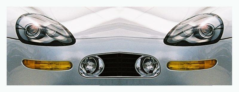Der neue BMW Z8-Frogster