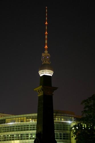 Der neue Fernsehturm