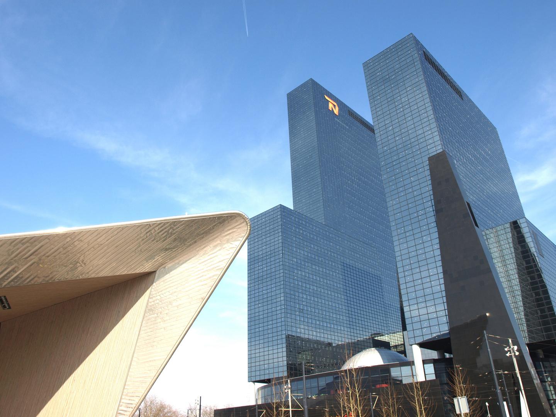Der Neue Hauptbahnhof von Rotterdam-4-