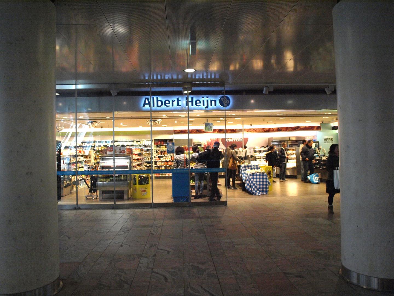 Der Neue Hauptbahnhof von Rotterdam-6-