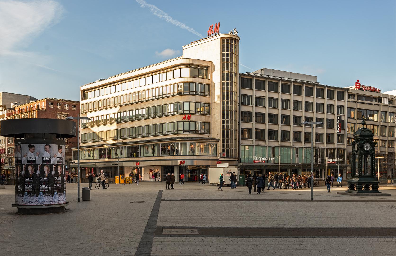 """Der """"neue"""" Kröpke, Hannover ... fast alle Arbeiten abgeschlossen"""