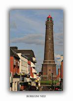 Der Neue Leuchtturm auf Borkum