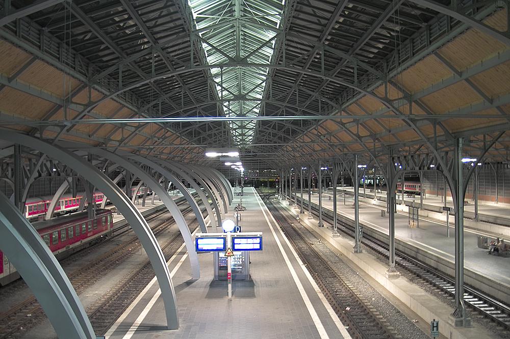 Der neue Lübecker Hauptbahnhof