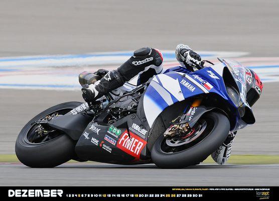 Der neue Superbike Weltmeister Ben Spies