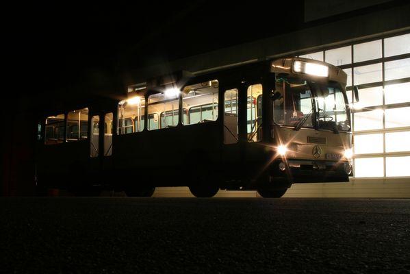 Der neueste Fang der Omnibusfreunde Göttingen...