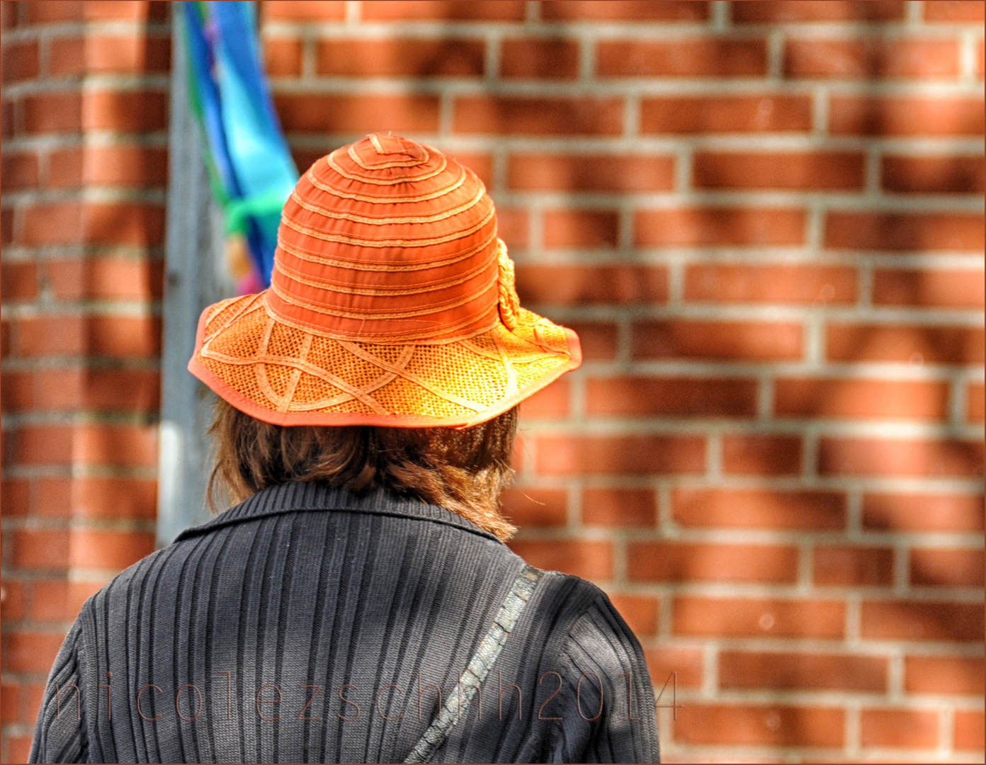 """...der neueste Trend..."""" Hauswandhüte """""""