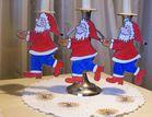 Der Nikolaus hat Verstärkung bekommen