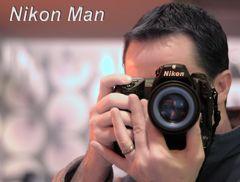 Der Nikon Man :-)