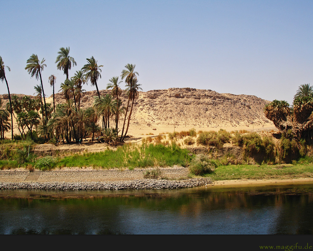 Der Nil - Quell des Lebens