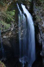 Der obere Gollinger Wasserfall