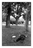 Der öffentliche Schlaf #4 - Stuttgart 2006
