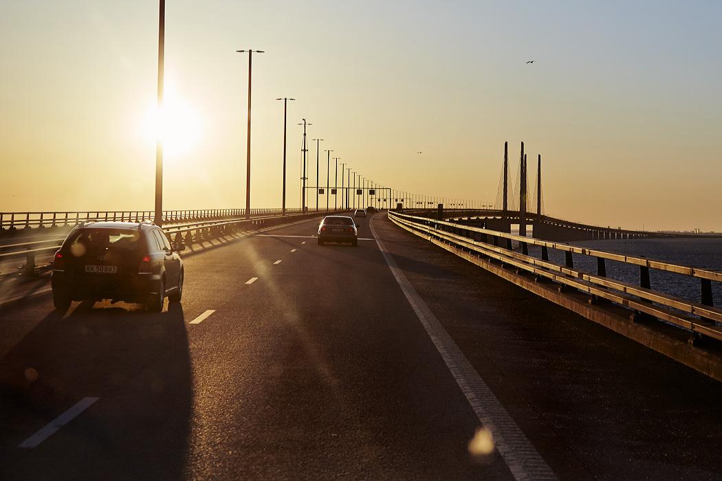 Der Öresundsbrücke