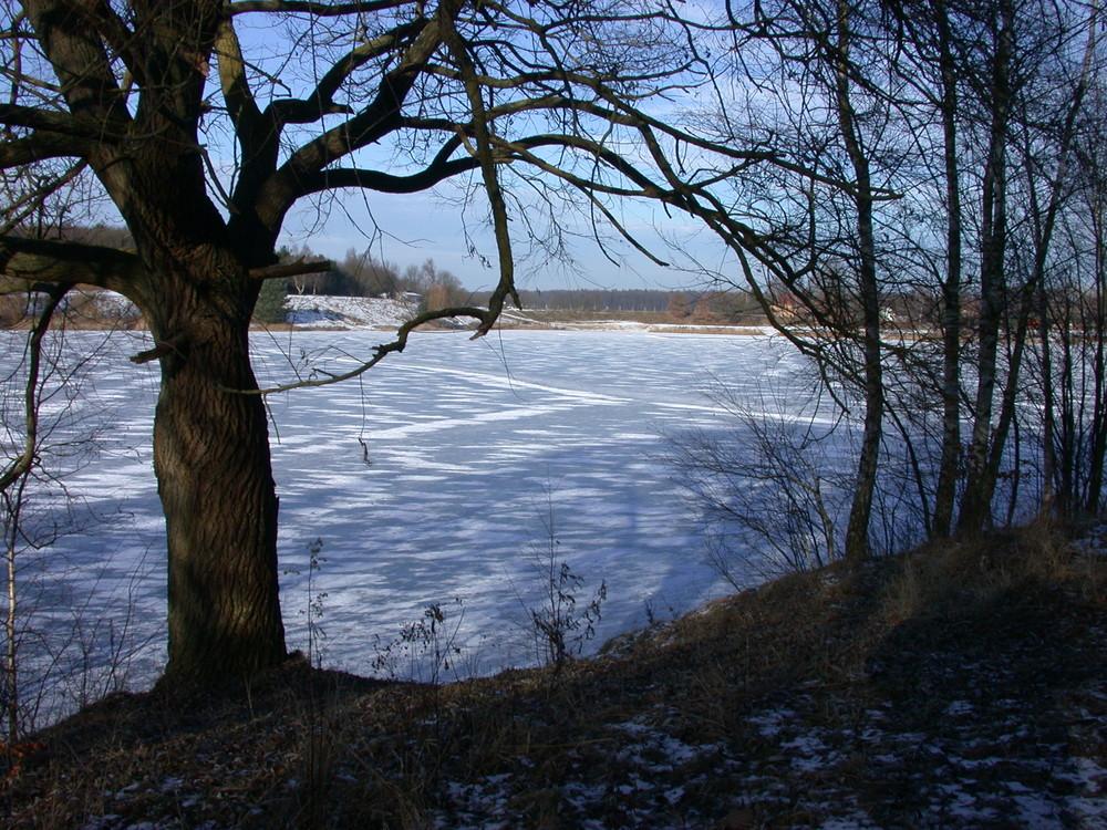 Der Oldenstädter See bei Uelzen