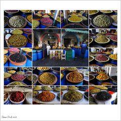 Der Olivenmarkt