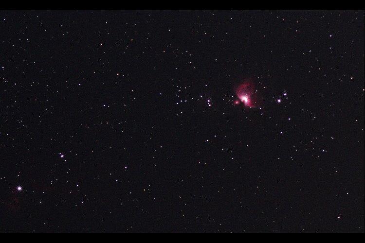 Der Orion-Nebel