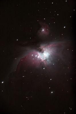 Der Orion Nebel - M42