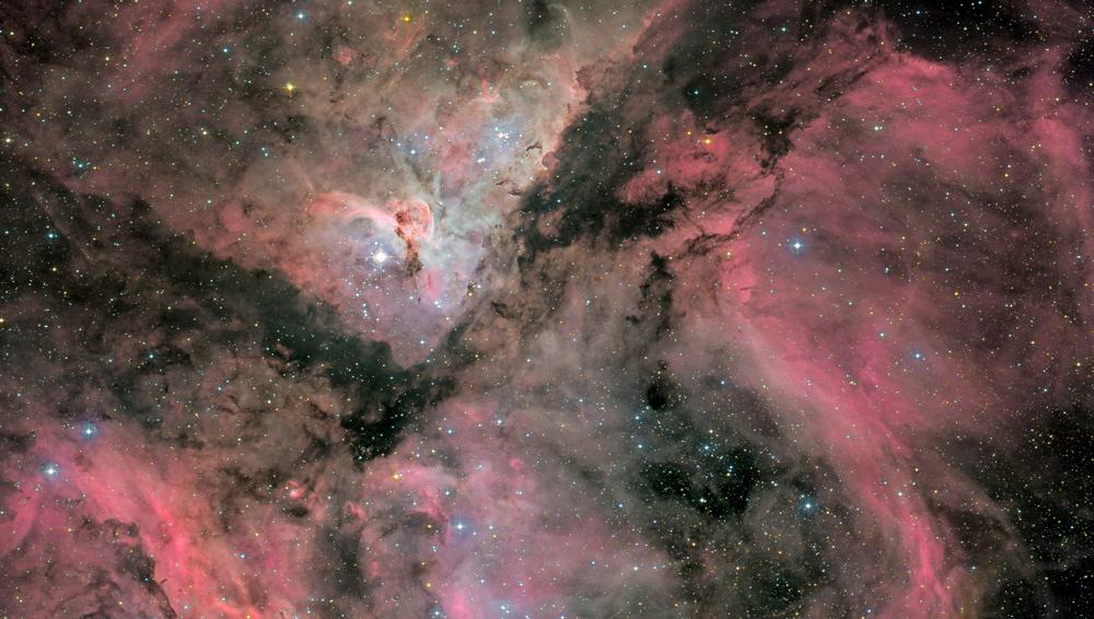 Der Orionnebel der Südhalbkugel - Carinaenebel