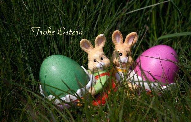 Der Osterhas`,......
