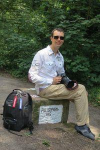 Der Outdoor-Fotograf René