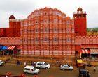 Der Palast der Winde (Hawa Mahal)