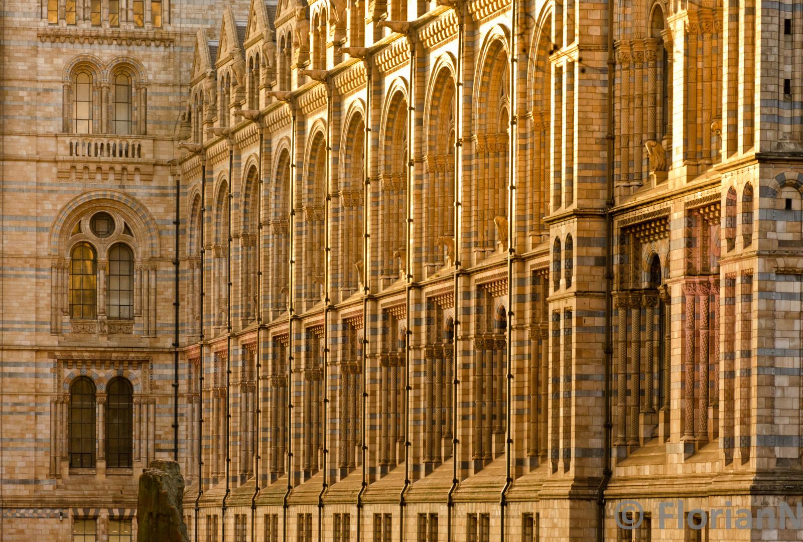 Der Palast von Westminster