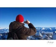 der Panorama-Fotograf