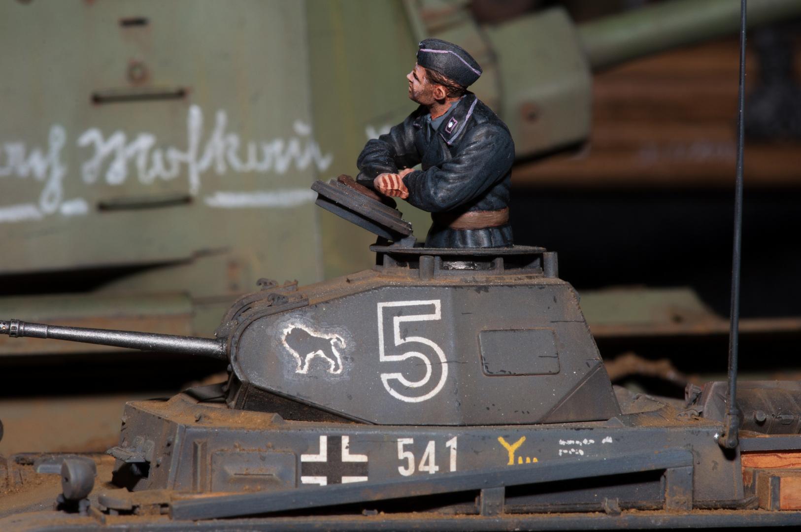 Der Panzerkommandant
