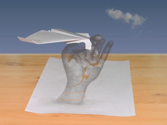Der Papierflieger