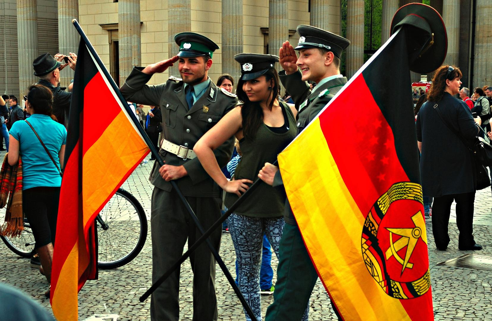 """Der Pariser Platz - """"Die gute Stube Berlins"""""""