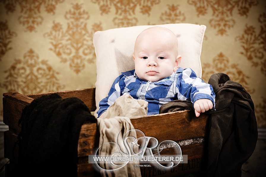 Der Pate - Baby Matteo, 14 Wochen alt, Landkreis Tuttlingen